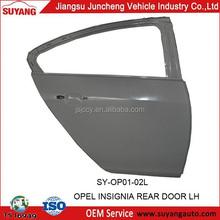 OPEL INSIGNIA Car Rear Door Body Replacement