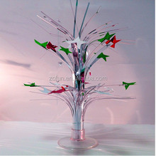 2015 Popular colorful table decoration home decoration made PVC For Party Decoration