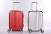 Factory Price alumium Luggage Sets, Spinner Wheels Aluminum Trolley Luggage