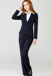 New Arrival business formal ladies' blazer set fashion slim women suit plus size