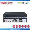 4ch NVR Buit-in PoE and Switch 100MB Lan Ports with P2P UID