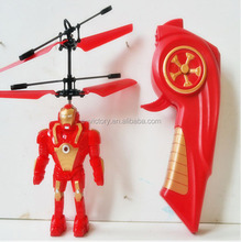 Popular 2CH flying spaceman infrared remote control toy