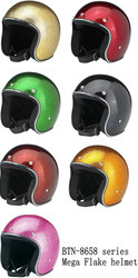 high quality new design motorcycle helmet of flake