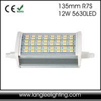 R7S LED Bulb 12W 20W 30W Alumnium Heat Sink Brightest