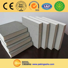 BEIPENG SHOUHAO polyurethane sandwiched insulation board with inorganic rolling faces for walls and roofs