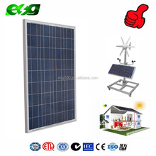 115W Best Price Polycrystalline Solar Panel for Home System