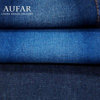 5111 Combed yarn dye knit denim woven style suits for women and men