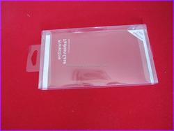 Blister PVC Plastic Packaging Box For Mobile Phone Case