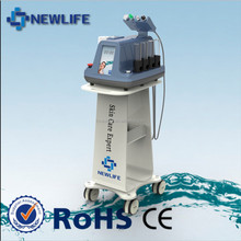 NL-SPA800 Hot selling in 2015 !!!Newest spa diamond handheld Aqua Peeling FACIAL CARE microdermabrasion machine