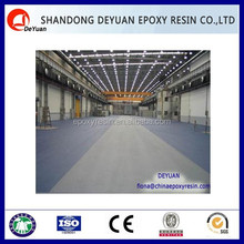 Wet Curing Phenolic Epoxy Curing Agent for concrete repair