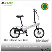 Europe Style Green City Electric Bike Best Adult Hybrid Electric Bicycle