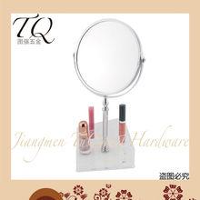 Top sale girls style acrylic makeup mirror