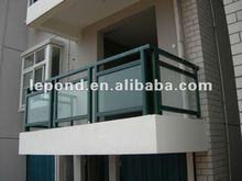 12mm Guardrail stair tempered laminated glass