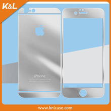 Manufacture 5c glass screen protector for iphone6 6 plus for wholesales garmin screen protector