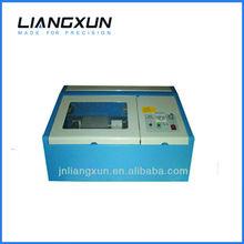 LX40B small laser engraving machine for writing brush