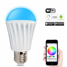 A19 Hue LUX LED Personal Wireless Lighting Single Light Bulb