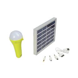 house using solar lighting solar modules mount system