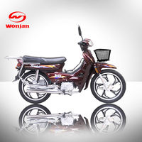 Cub bike, 4-stroke, China motorbike 110cc (WJ110-2)