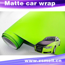 China manufacture car sticker/ vinyl rolls wholesale/ matt stickers for car