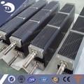 La red de titanio para electrolizador de hidrógeno mmo recubrimiento de rutenio- iridio cubierto del ánodo de titanio