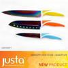 New Design Rainbow Blade 3pcs Kitchen Knife Set
