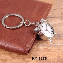 Direct buy china fashion design keychain watch logo printing for promotive gift