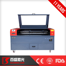 Big size double heads laser cutting machine 1600X1300/Guangzhou Baisheng laser 1600X1300mm/Agents wanted all over the world