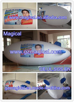 Floating Inflatable air blimp