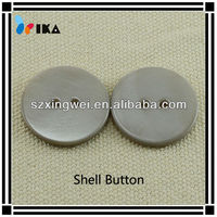 natural mother of pearl rivershell buttons,Eco friendly