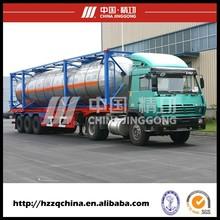 40 Liquid Nitrogen Offshore Tank Container