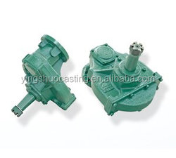drawing casting tractor transmission parts
