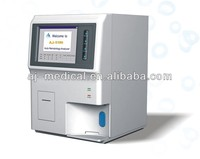 40ul Sample volume 5 Part Differential Fully Auto Hematology Analyzer with Color Large TFT Touch Screen Operation