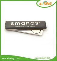 2014 custom electroplate metal epoxy name badge magnet