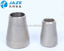 Bw 304 316 321 Con or Ecc Stainless Reducer