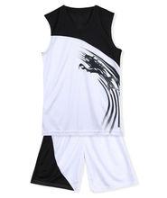 Wholesale unisex fashion basketball uniform image