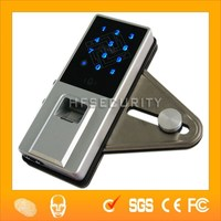 High Security Smart Lock Automatic Sliding Glass Door( GL801)