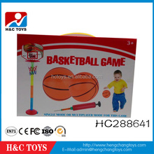 Kids sport toy mini basketball hoop stand for sale HC288641