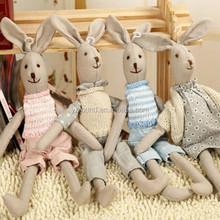 35CM Custom Plush Corduroy Rabbit Toys Kids gift