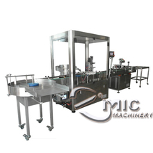 MIC-L40 automatic essential oil production line 30-50bottle/min with CE