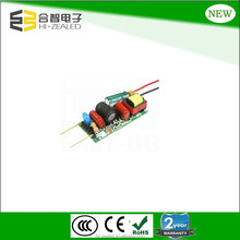 5x1w constant current led driver 300ma for GU10 & E27 bulbs