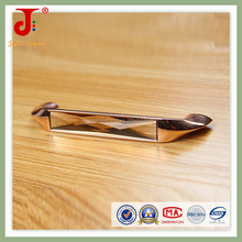 2015 Europe Style Amber Crystal Glass Decoration Cabinet Handles / Zamak Crystal Furniture Drawer pulls