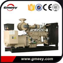 Gmeey 500kva diesel generator set 60hz 110/220 volt generator alternator