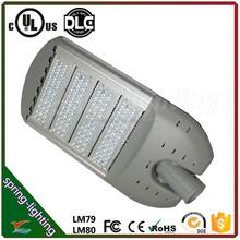 ul dlc 120W high bright led street light, module photocell 120 watt led road light for outdoor lighting