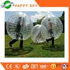 1.2m/1.5m/1.7m top quality PVC/TPU bubble ball,soccer bubble,human bumper ball
