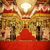 A10 ,pp machine made red carpets for weddings