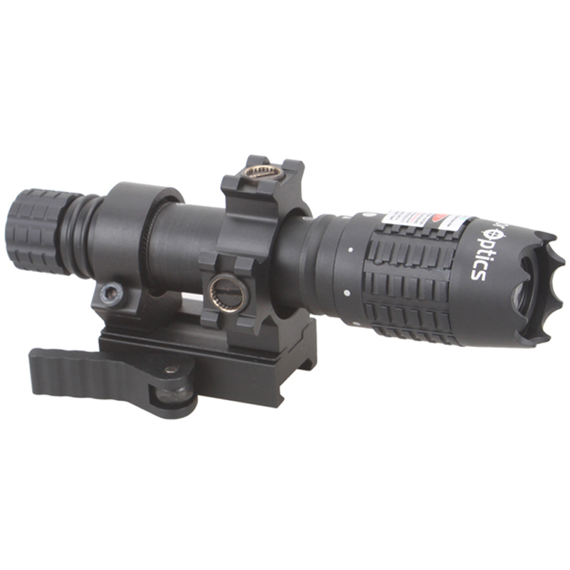 Vector Optics Magnus Tattico Designatore Laser Verde Luci <span class=keywords><strong>Flash</strong></span>, Pistola del fucile Torcia Luci, Led Luci di Caccia