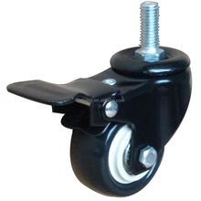 2015 hot sale small Industrial caster wheel with different size