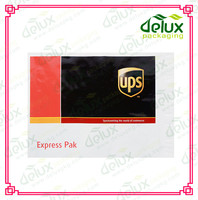 Customized Printed business envelopes Poly Shipping Bag UPS Express Shipping bags