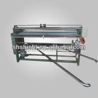 SSJB-201 Automatic interlining fabric rewinder machine
