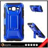 Keno Kickstand Sports Car Hybrid Bumper Soft Silicone Case Cover For Samsung Galaxy J7